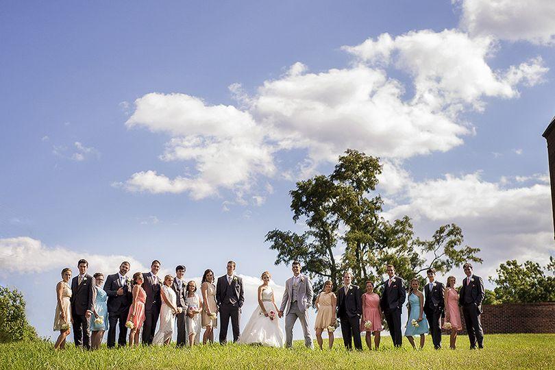 front royal wedding