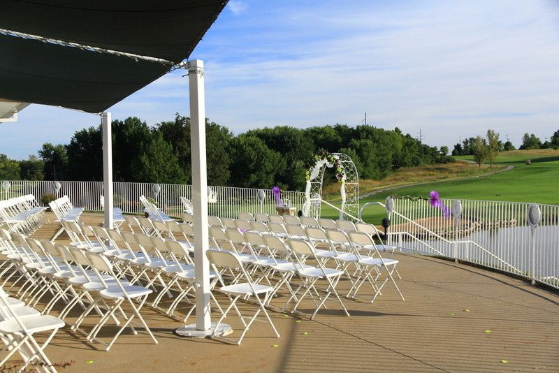 Outdoor weddings etup