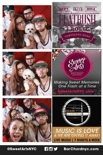 Sweet Arts Photo Booth Rentals
