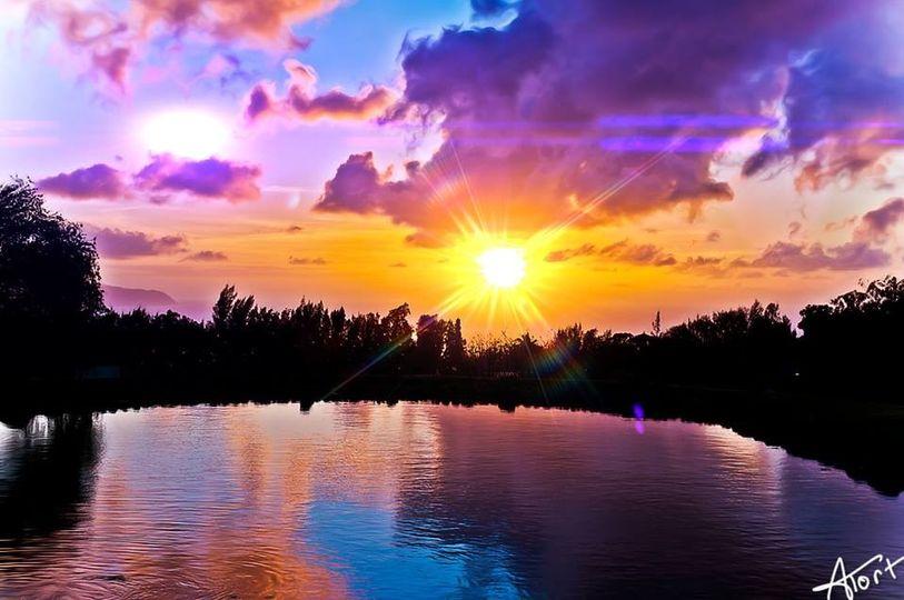 sunset ranc
