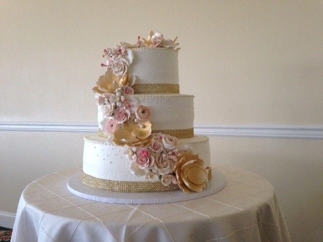 Tmx 1424897317265 Cake New Hope, PA wedding venue