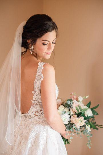 Bride's Portraits