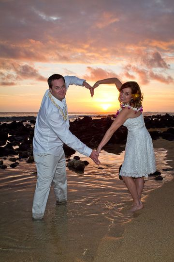 Kauai Wedding Blessings