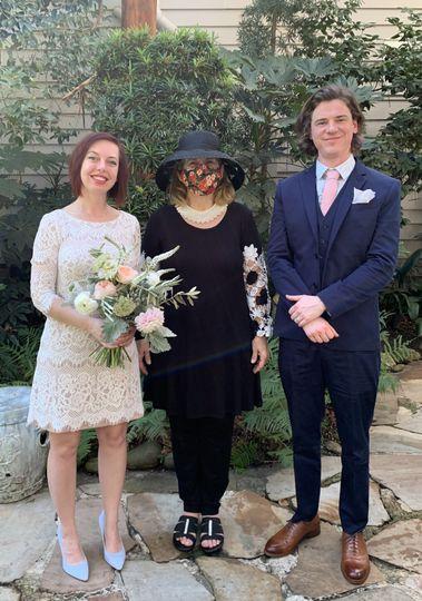 A Historic Garden wedding