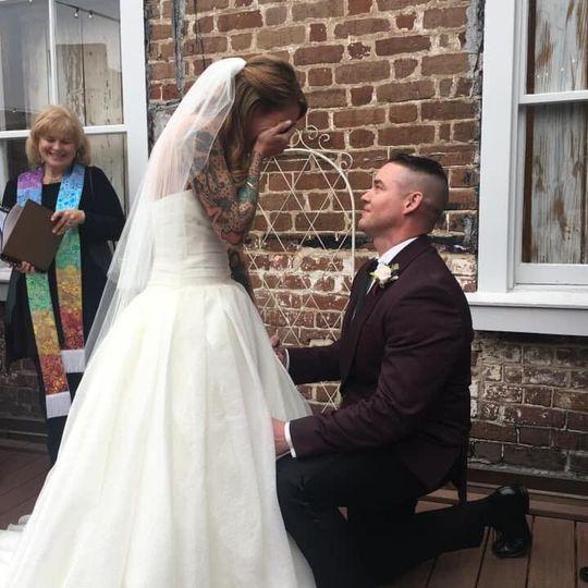 The Proposal Surprise