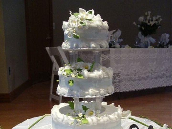 Tmx 1255625684230 DSC00042 New York, New York wedding cake