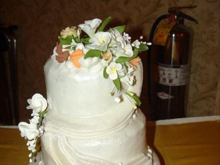 Tmx 1257520499973 DSC00298 New York, New York wedding cake