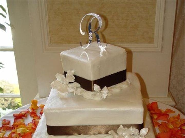 Tmx 1257520682067 DSC00443 New York, New York wedding cake