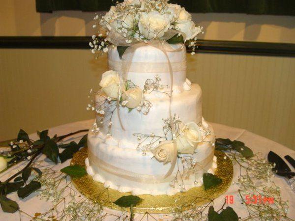 Tmx 1257520802911 DSC00296 New York, New York wedding cake
