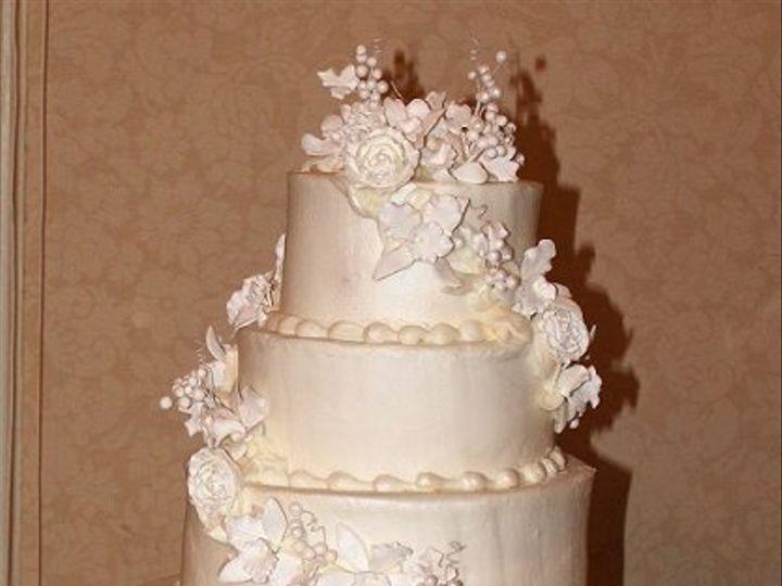 Tmx 1324589136893 4TierWeddingCake New York, New York wedding cake