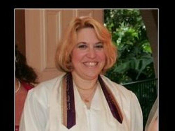 Tmx 1242860444838 CantorShari Newark wedding officiant