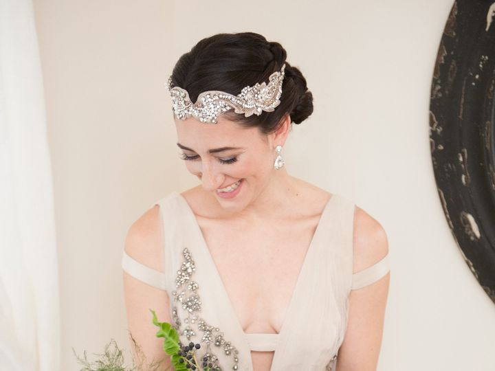 Tmx 1423696205889 Mikkelpaige Styledshoot Onebridefourways Woodlandf Brooklyn wedding florist