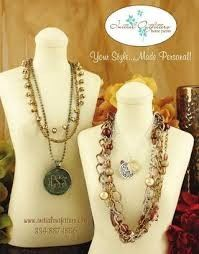 bust necklaces