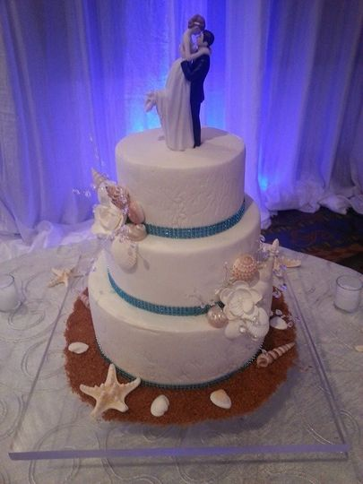wedding cakes ponce puerto rico evy s cakes amp wedding cake ponce pr weddingwire 25292