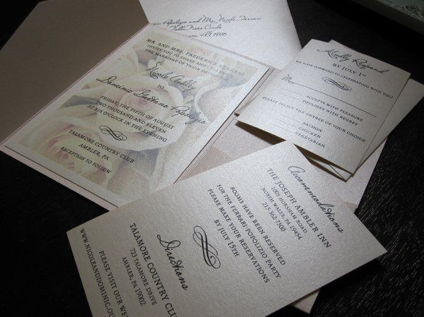 Tmx 1334023527593 IMG0404 West Chester wedding invitation