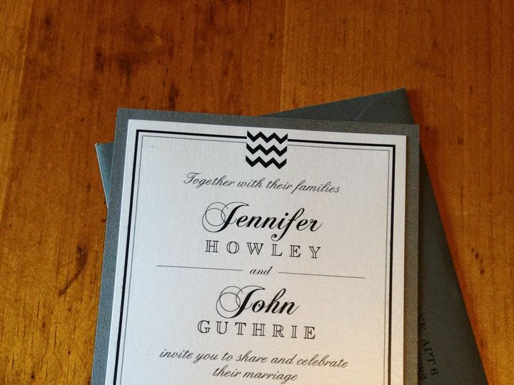 Tmx 1415301705189 Img0678 West Chester wedding invitation