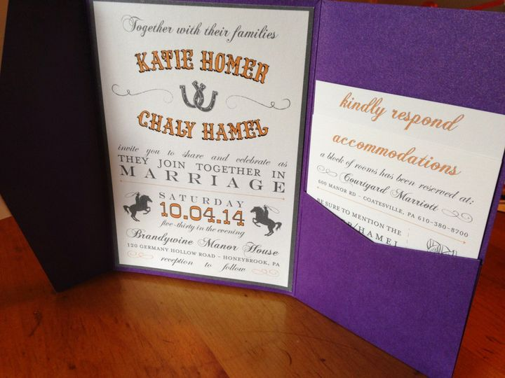 Tmx 1415301741718 Img0684 West Chester wedding invitation