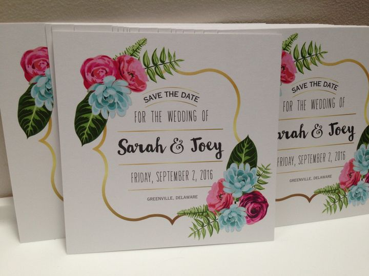 Tmx 1471312997595 Img2053 West Chester wedding invitation