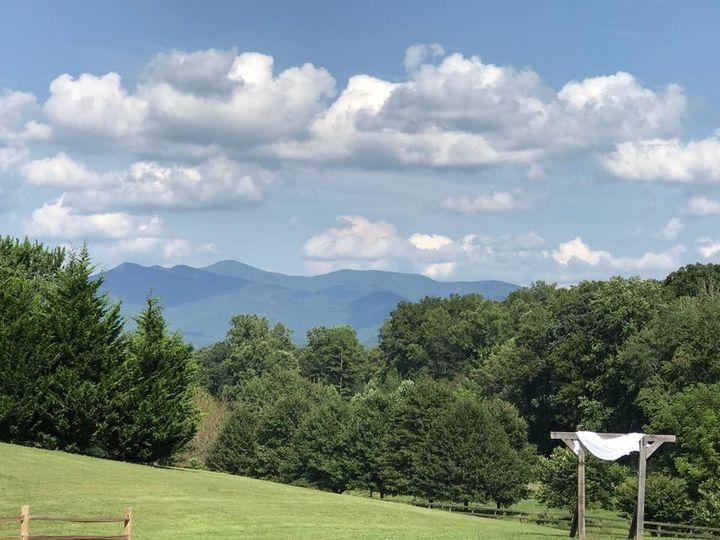 Tmx 1514480074355 View With Arch Blairsville, GA wedding venue