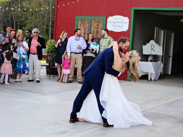 Tmx 1531761861 357015d6ef668034 1531761860 2f05af805a7f36f4 1531761860076 8 Bride And Groom On Blairsville, GA wedding venue
