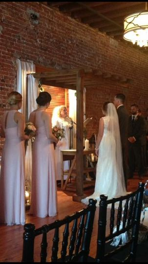 wedding sara cory