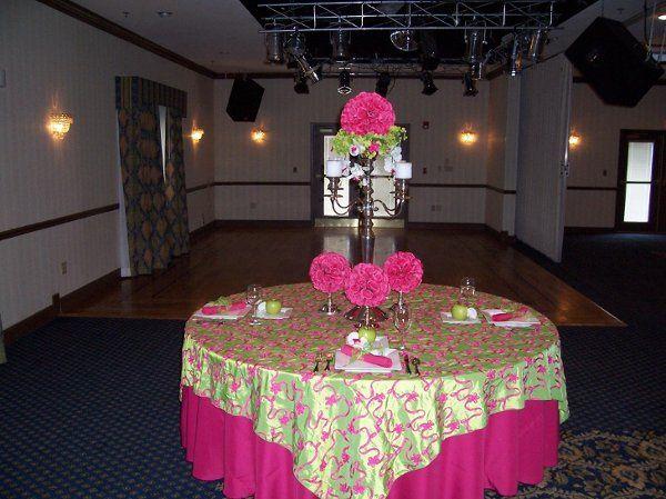 Tmx 1266109883944 DemoWeddingTableHolidayInn001 Tulsa wedding planner