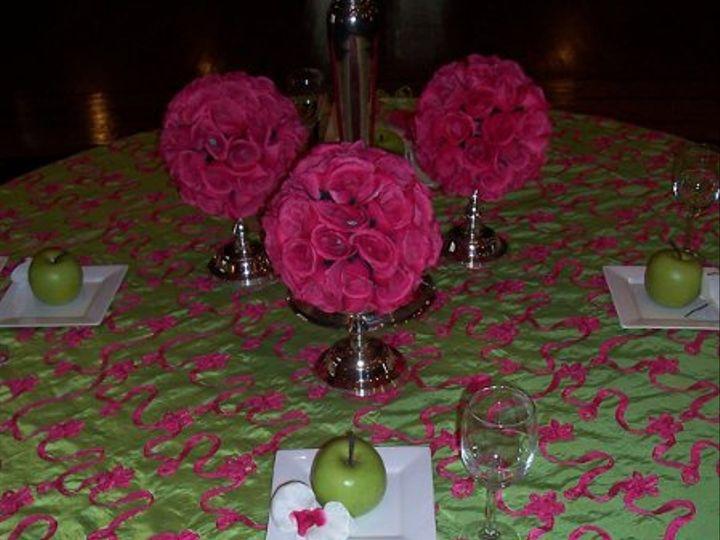 Tmx 1266109954069 DemoWeddingTableHolidayInn004 Tulsa wedding planner