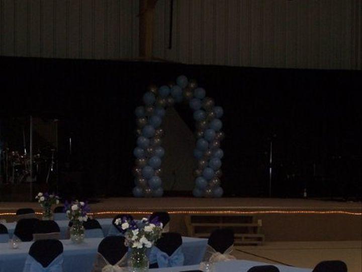Tmx 1272264514026 BlueAndSilverWomensEvent011 Tulsa wedding planner