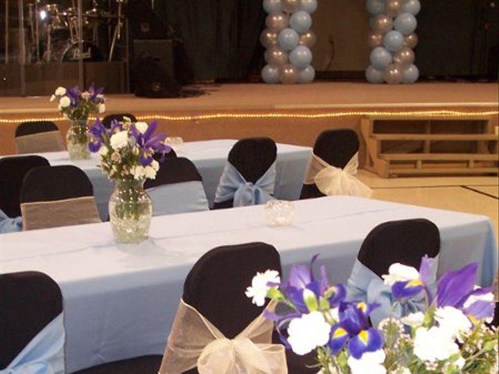 Tmx 1272264550993 BlueAndSilverWomensEvent015 Tulsa wedding planner