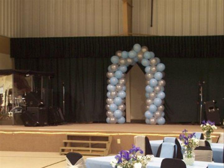 Tmx 1272264615334 BlueAndSilverWomensEvent017 Tulsa wedding planner