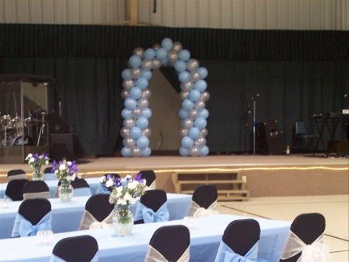 Tmx 1272264787609 BlueAndSilverWomensEvent013 Tulsa wedding planner