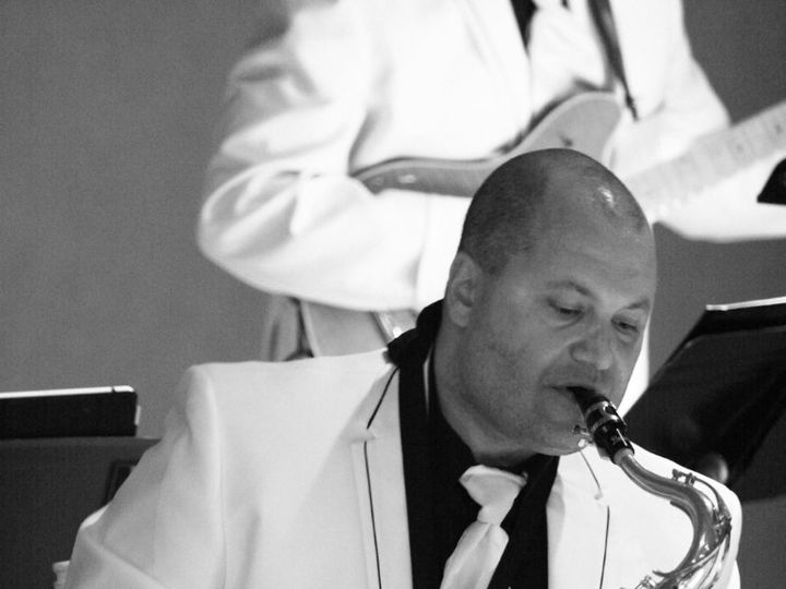 Tmx 1357528802798 Starlingbandseaport20125of27 Sewell, NJ wedding band
