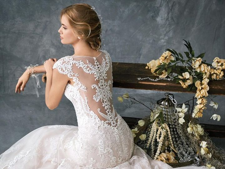 Tmx Kw 1783 Back View 51 172972 1560722664 Hudson, MA wedding dress