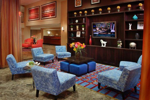 The beautiful new lobby of our Tarrytown, NY hotel has been redesigned to meet your changing needs....
