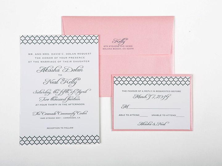 Tmx 1422682837622 Dolan Invitesmainimage Poway wedding invitation