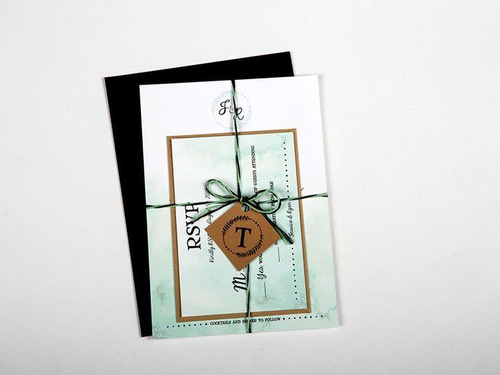Tmx 1446743770136 Boolen Invitessecondimage Poway wedding invitation