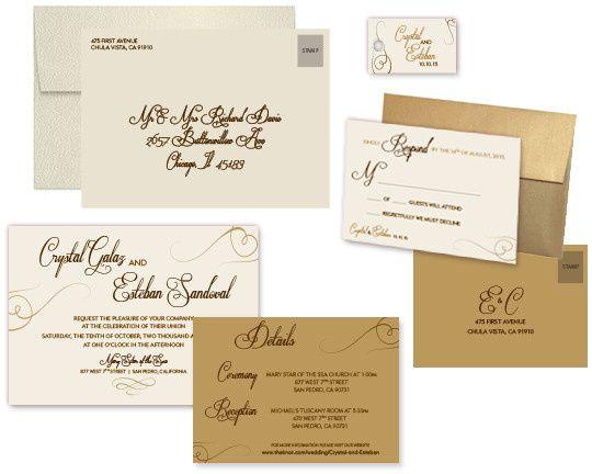 Tmx 1446747159854 Crystalmock Upv2 Poway wedding invitation