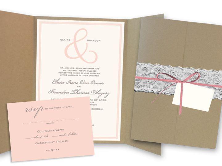 Tmx 1446747275672 Tammymock Upv2 Poway wedding invitation