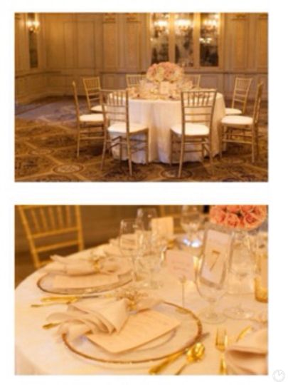 Hollywood glam centerpieces and detail shots at The Grand Bohemian Hotel in Asheville NC