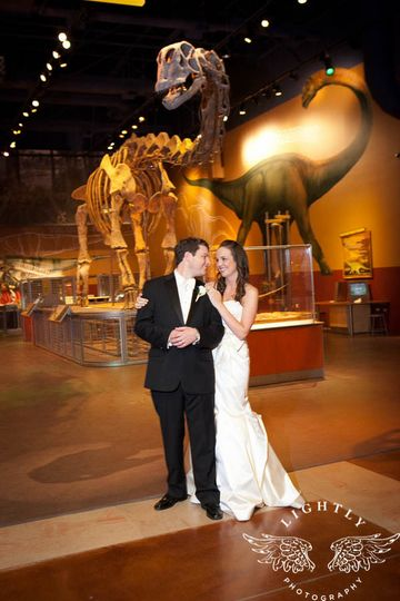 Fort Worth Museum Of Science And History Wedding