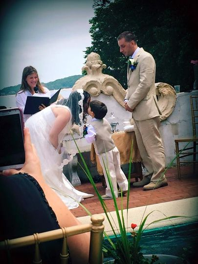 Long Beach Island Wedding Officiants