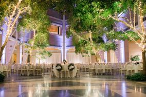 The Wintergarden by Monroe's