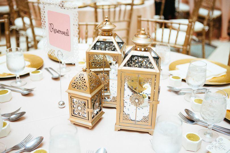 Simple but elegant lanterns