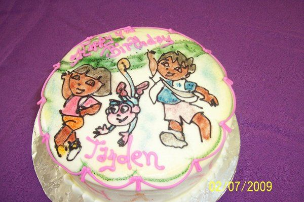 Tmx 1236006231218 100 1431 Abington wedding cake