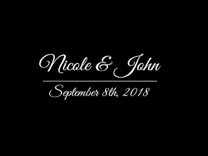 Tmx 1537935260 Eff3ed804c73f5fd 1537935259 D613b8ca87f58ab8 1537935255580 2 Nicole And John Old Forge, Pennsylvania wedding dj