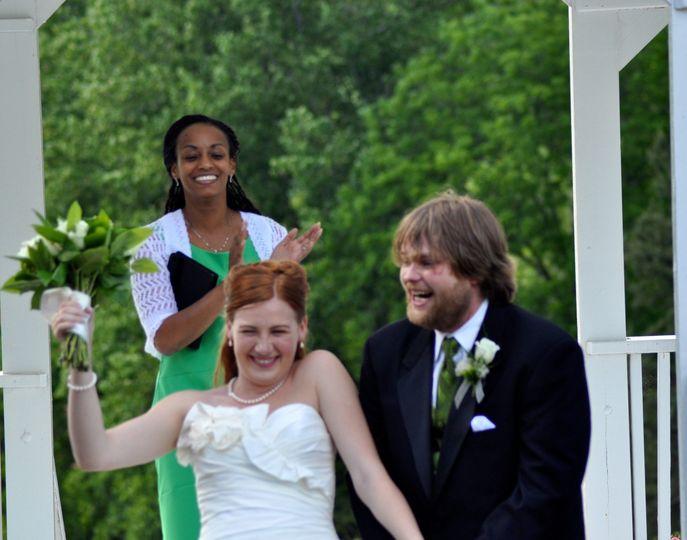 A Stronger Bond - NC Wedding Officiant