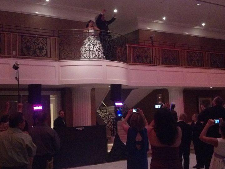 Tmx 1359070446221 Balcony1 Philadelphia, Pennsylvania wedding venue