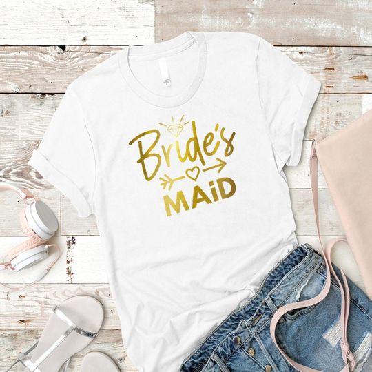 Bridesmaid Tees Available