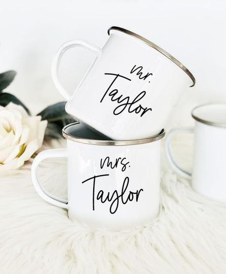 Elegant Mugs