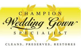 Champion Wedding Gown Specialist - Wedding Gown Cleaning, Preservation, Restoration and Alterations